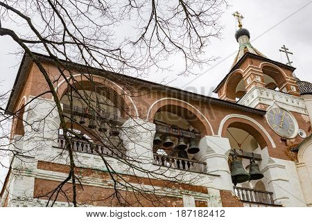 On The Territory Of The Spaso-evfimiev Monastery