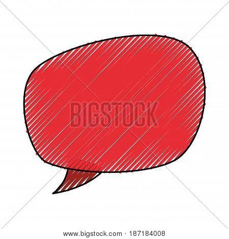 Comic bubble symbol icon vector illustration graphic design