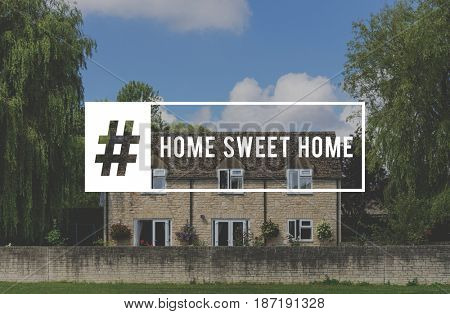 Home Sweet Home Address Living Property