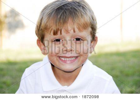 Perfect Baby Teeth