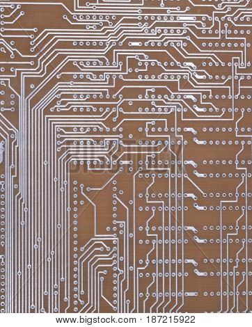image of one Printed Circuit Board at day