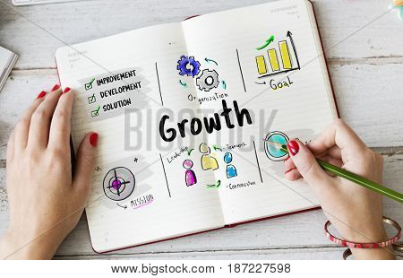 New Business Market Venture Expansion Growth