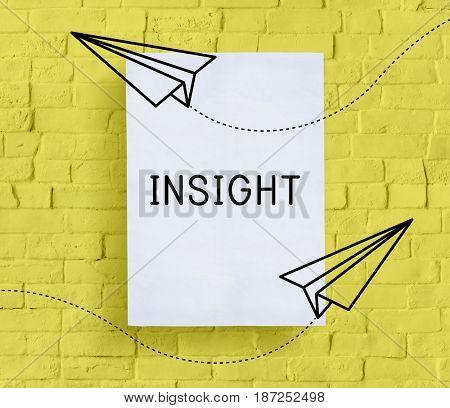 Creative Design Ideas Insight Illustration