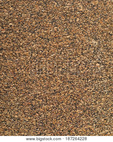 Beautiful cork board background with space for text.