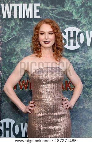 LOS ANGELES - MAY 19:  Alicia Witt at the
