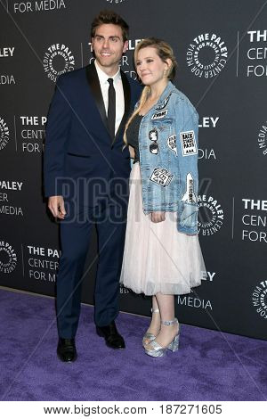 LOS ANGELES - MAY 18:  Colt Prattes, Abigail Breslin at the