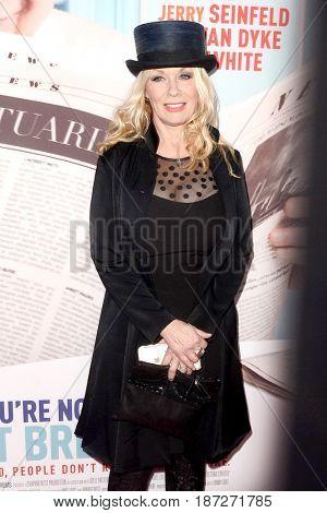 LOS ANGELES - MAY 17:  Nancy Wilson at the