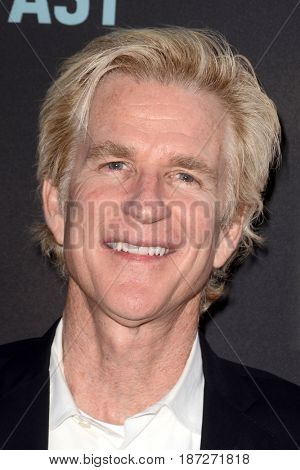 LOS ANGELES - MAY 17:  Matthew Modine at the
