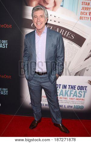 LOS ANGELES - MAY 17:  Tom Bergeron at the