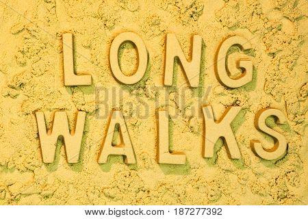 Long Walks