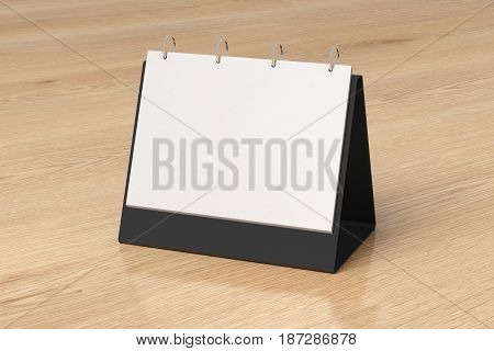 Blank Table Top Flip Chart Easel Binder