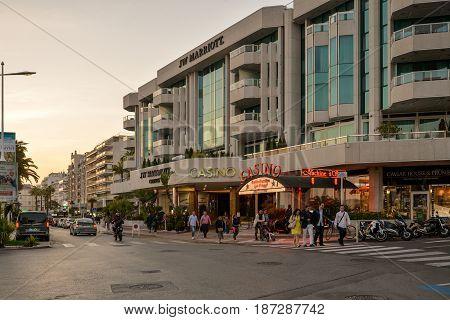 Casino In Cannes
