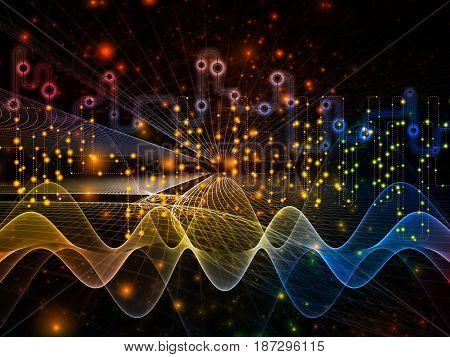 Unfolding Of Data Transfers
