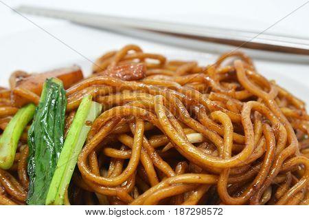 Vegetable Fried Noodle