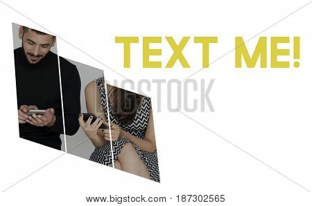 Text me message word communication information
