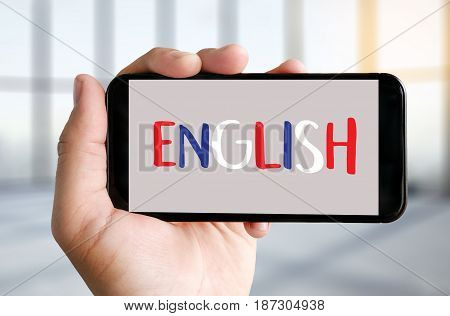 English ( British England Language Education )