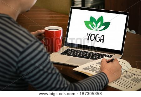 Yoga Meditation Health Balance Relaxation Balance Fresh Food Healthy Lifestyle Organic Exercise Well