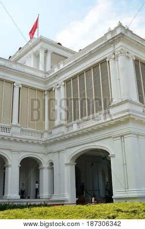 Istana Main Building