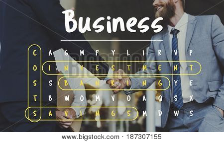 Business Economics Financial Investment Commerce Crossword
