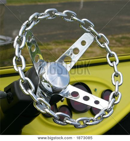 Chain Steering Wheel