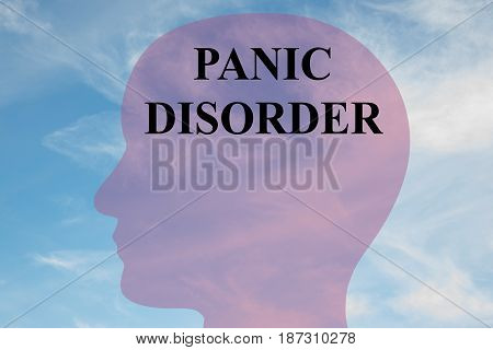 Panic Disorder - Mental Concept