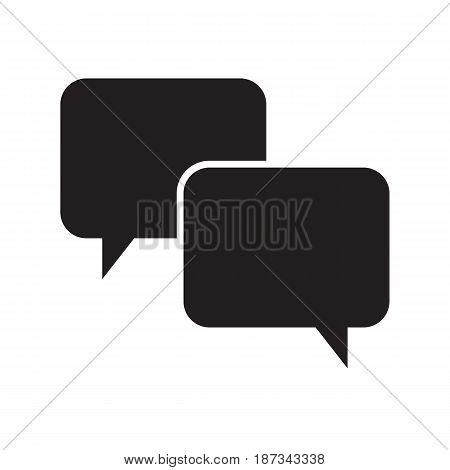 talking balloon icon vector illustration design web