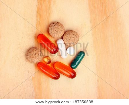 Tablet And Pills