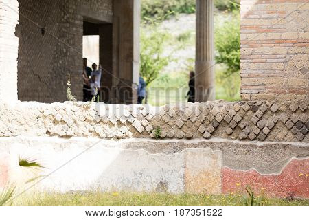 The Villla Oplontis, Italy