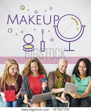 Makeup Beauty Cosmetic Glamour Decorative