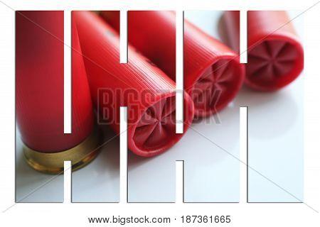 Ammunition Art Close Up High Quality Stock Photo