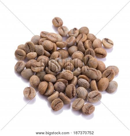 Green Coffee Beans, Unroasted Coffee Bean, Coffee Beans Ready For Roasting