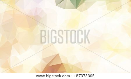 Polygonal Abstract Background.abstract Background Consisting Of Triangles