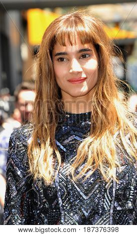 Sofia Boutella at Universal Celebrates
