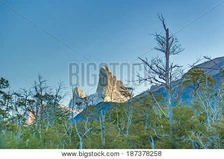 Fitz Roy Mountain, Patagonia - Argentina
