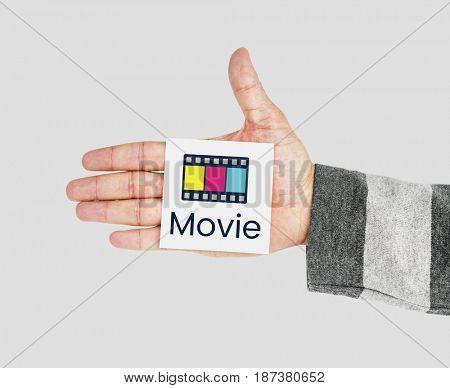 Entertainment movie theatre film show