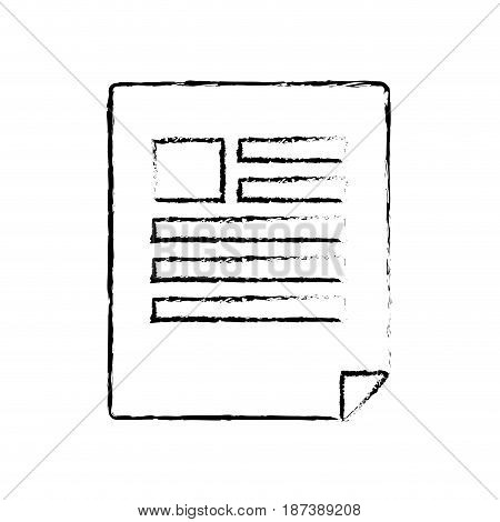 figure block to study and write activities, vector illustration design