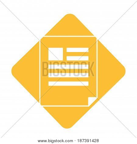 label block to study and write activities, vector illustration design