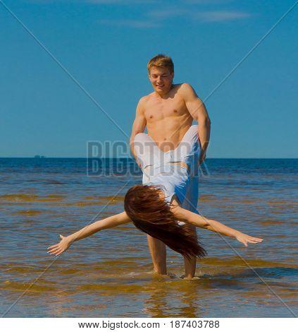 Sea Sports Together
