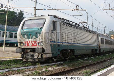 Fs E 402 Locomotive