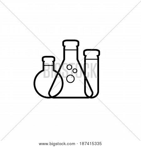 flasks substances laboratory designation Flask chemical chemistry experiment