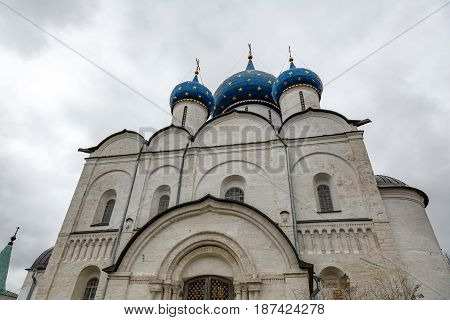 Cathedral Of The Nativity Of The Virgin, Suzdal, Russia