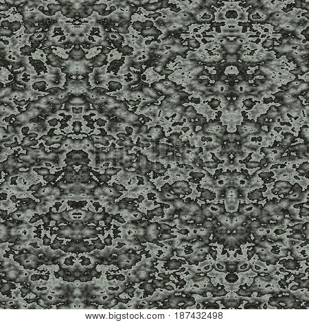Seamless Abstract Pattern In Grey And Beige Tones
