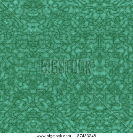 Seamless Abstract Pattern In Green And Grey Tones