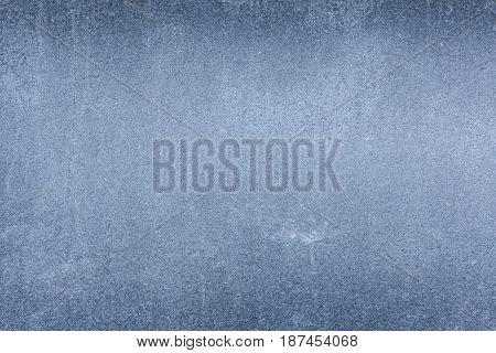 Frozen cold granite stone wall texture background