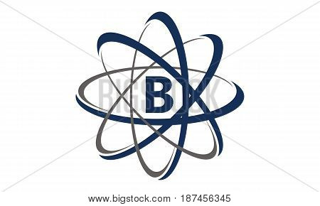 This image describe about Atom Initial B