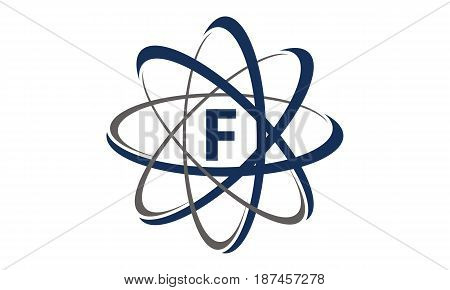 This image describe about Atom Initial F