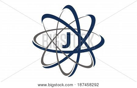 This image describe about Atom Initial J