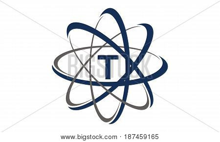 This image describe about Atom Initial T