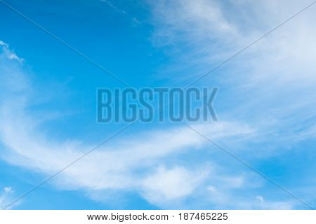 The vast blue sky and clouds sky. blue sky background with tiny clouds. blue sky photo. blue sky beautiful. blue sky and cloud wallpaper. blue sky and cloud nature. clear sky and white cloud.