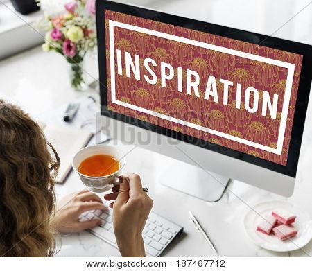 Inspiration Imagination Motivation Courage Brave